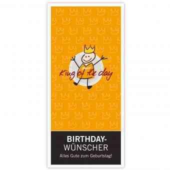 Meybona Tafelschokolade Birthday-Wünscher Alles Gute zum Geburtstag