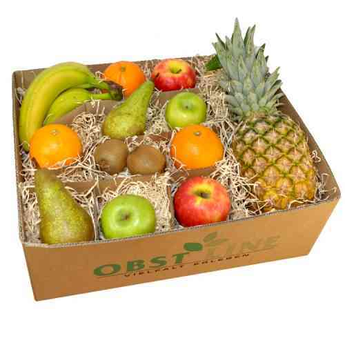 Obstbox Sweet Ananas