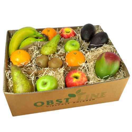 Obstbox Mango Avocado Mix