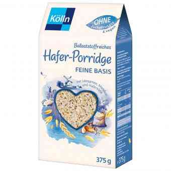 Kölln Hafer-Porridge Feine Basis