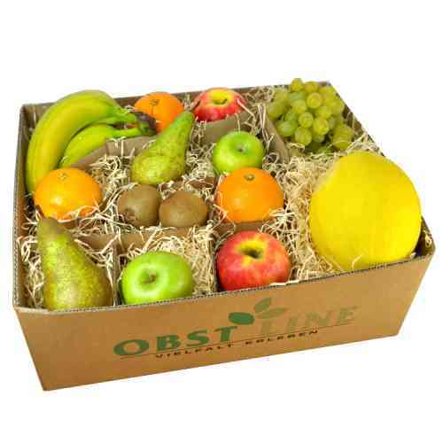 Obstbox Honigmelone